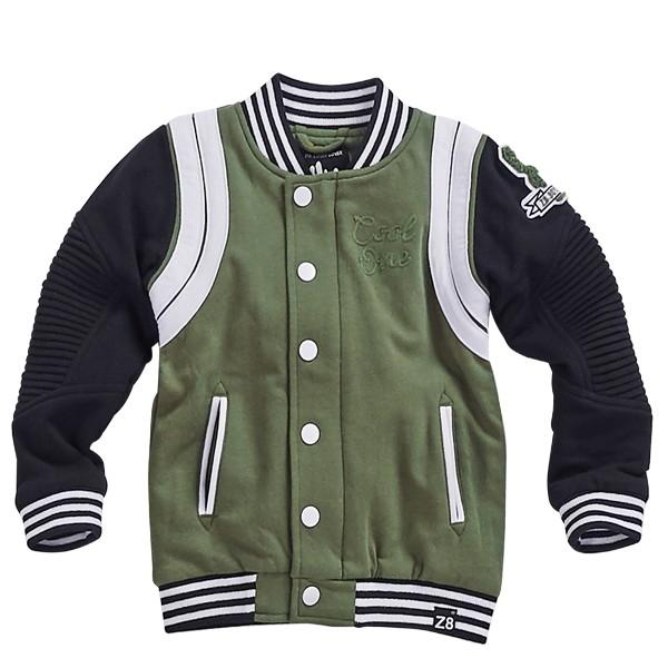 Nils vest mister green/graphite mini