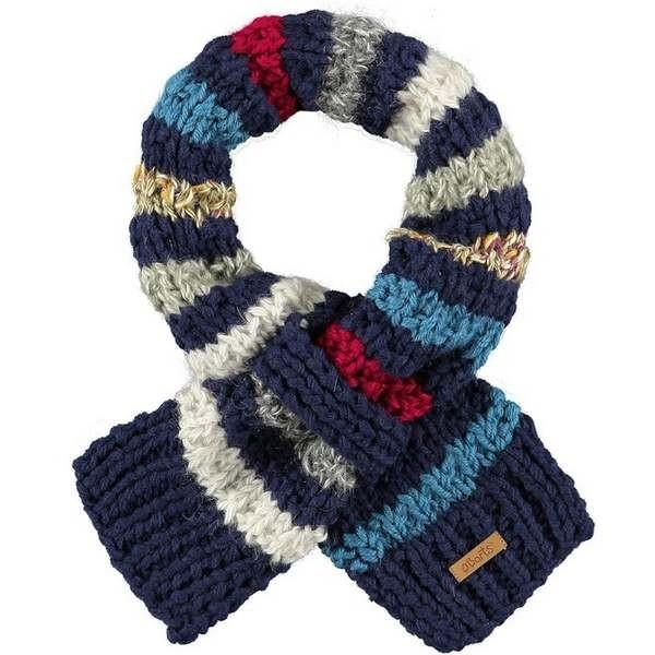 Polly scarf navy one size