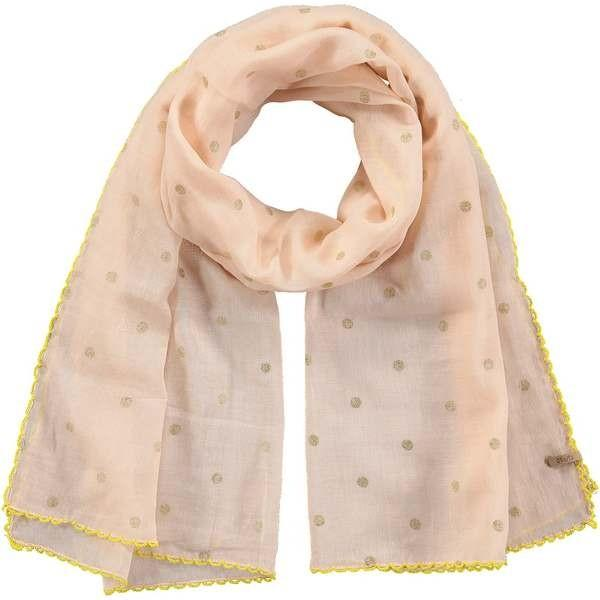 Piano Scarf gold one size