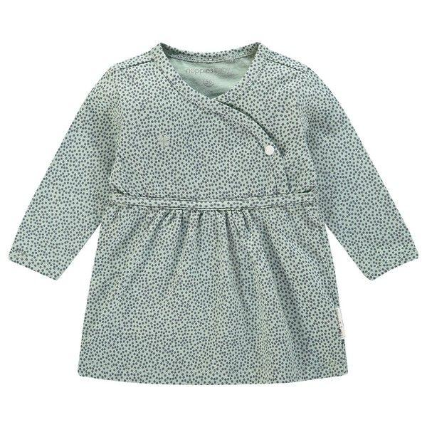 G dress ls mattie grey mint