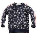 Bartjan longsleeve moonlight blue/AOP