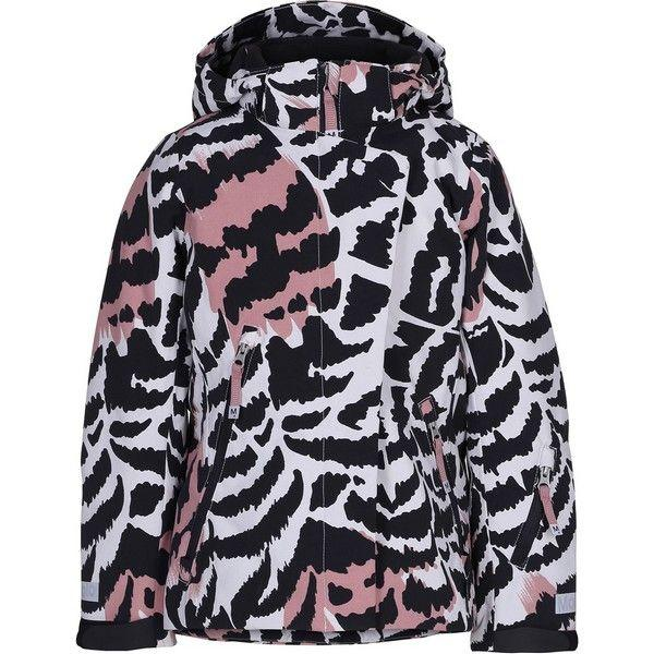 Pearson Jacket Graphic Feathers