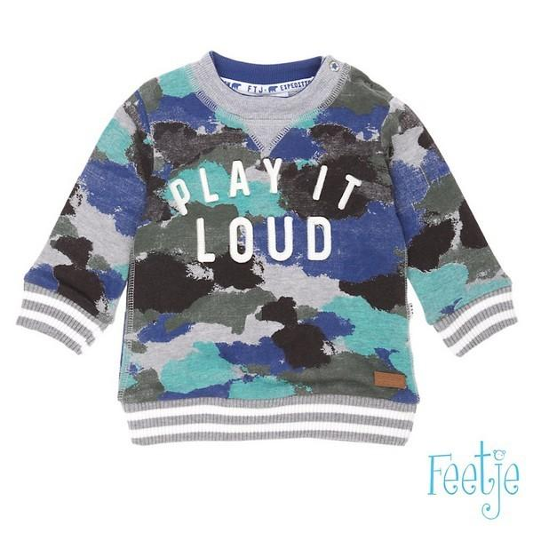 Sweater AOP Play it Loud Expedition