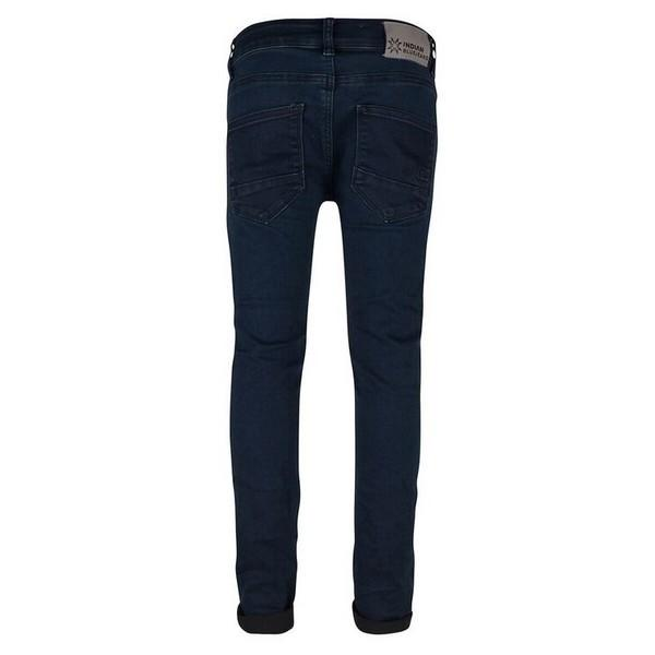 BLUE RYAN SKINNY FIT dark denim boys