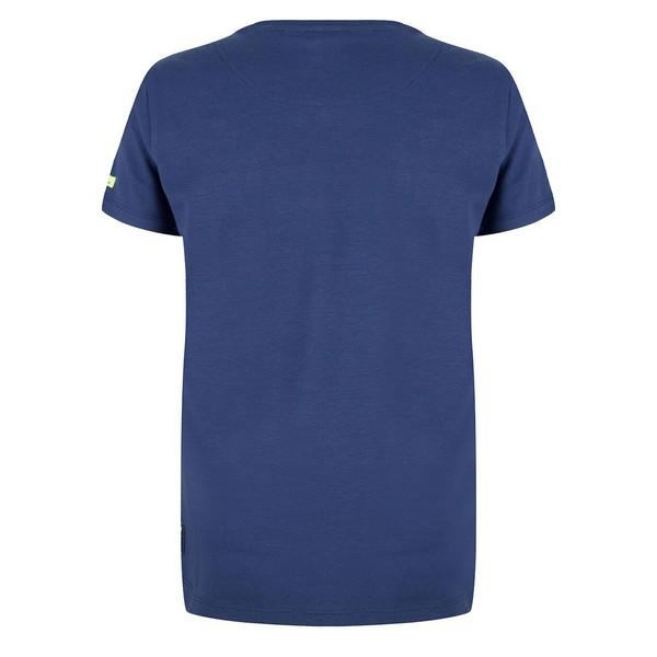 T-SHIRT SS SUPPLY medieval blue