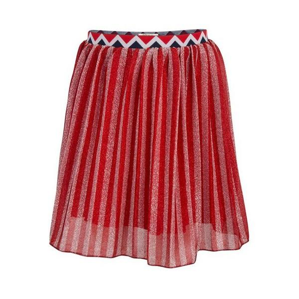 PARTY SKIRT striped