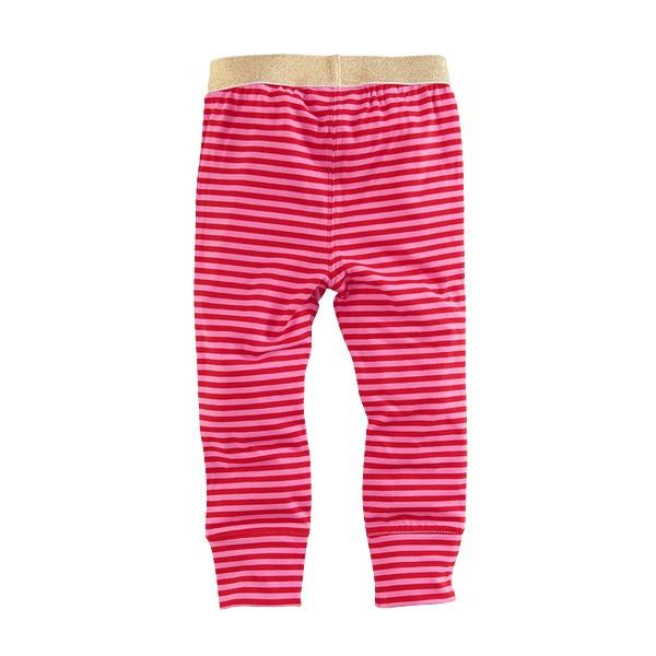 Brechtje legging Lipstick red/Popping pink mini