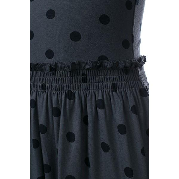 Little dress dots AOP