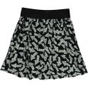 Glow Skirt Arrow black/offwhite