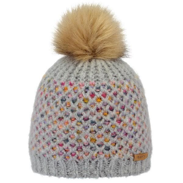 Show Beanie heather grey
