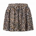 Little skirt leopard