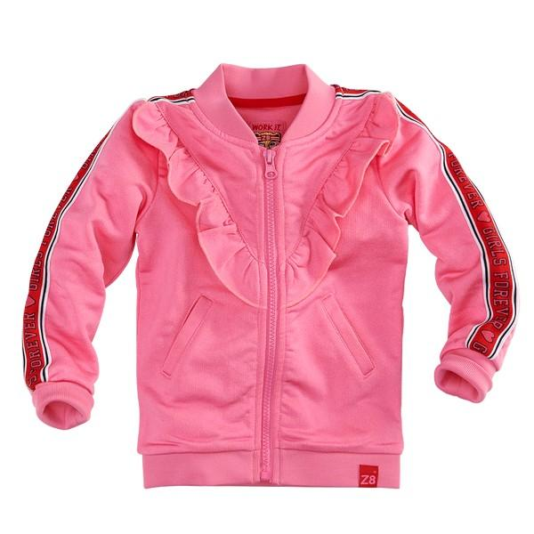 Candice vest Popping pink mini