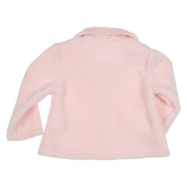 Cardigan teddy lightpink