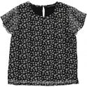 Jela Top black/white