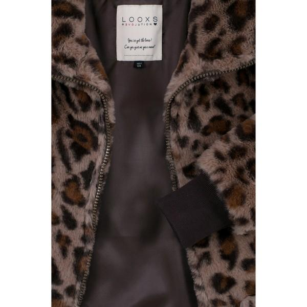 Little fancy jacket leopard AO